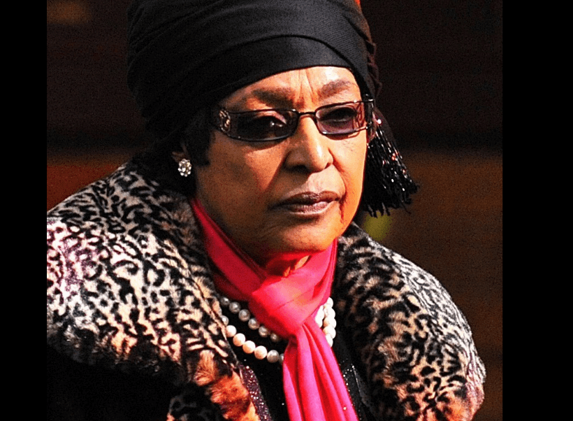 Muere en Sudáfrica la activista Winnie Mandela, exesposa de Nelson Mandela