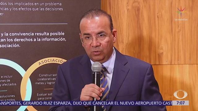Zavala y Meade solicitaron seguridad al Gobierno federal, revela consejero del INE