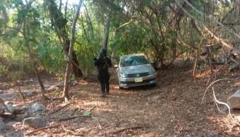 Policías estatales que murieron en Zihuatanejo fueron emboscados, informa SSP