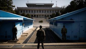 La zona desmilitarizada entre las Coreas