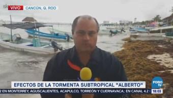 Limitan Navegación Pescadores Quintana Roo