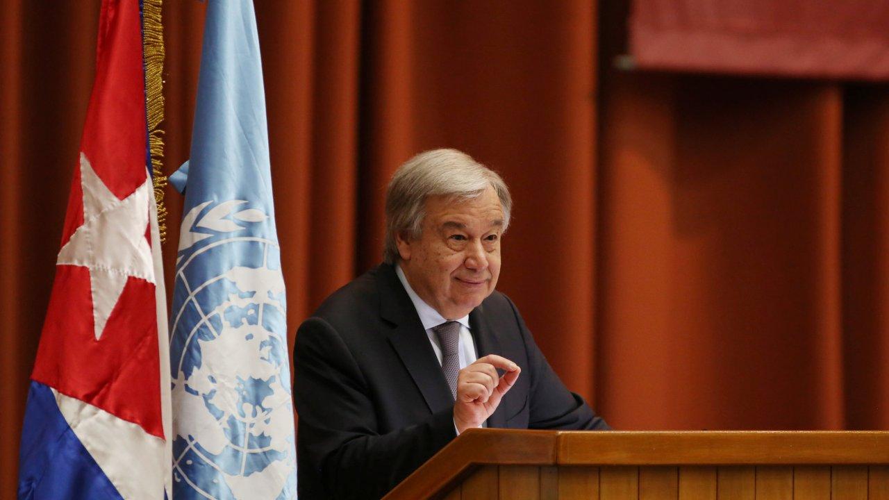 ONU pide cese inmediato de actos hostiles tras enfrentamientos Israel e Irán