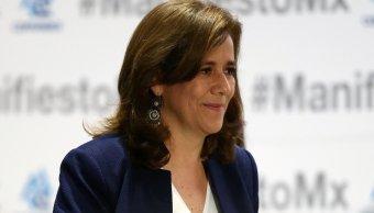 Peso se fortalece tras renuncia de candidata presidencial Margarita Zavala
