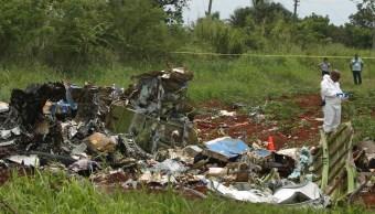avion accidentado cuba era empresa mexicana global air