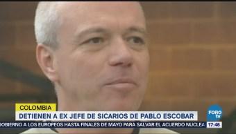 Detienen Exjefe Sicarios Pablo Escobar Jhon Jairo Velázquez Vásquez, alías 'Popeye'
