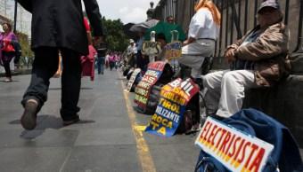 Desempleo en México, entre los más bajos de OCDE en marzo