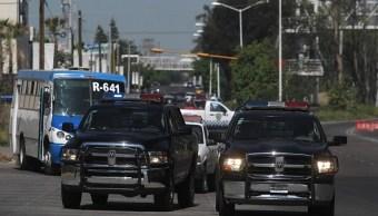 Jalisco no reporta hechos violentos tras detenciones de CJNG