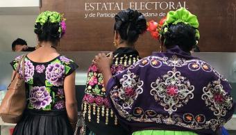 Investigan posible fraude en registro de candidatos transgénero en Oaxaca