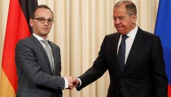Rusia y Alemania trabajarán juntos para mantener el acuerdo nuclear con Irán