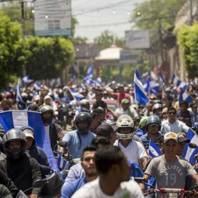 Siguen las jornadas violentas contra el gobierno de Nicaragua