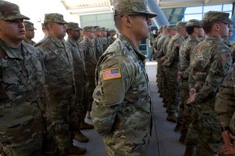 Guardia Nacional de EU amplía su papel en la frontera