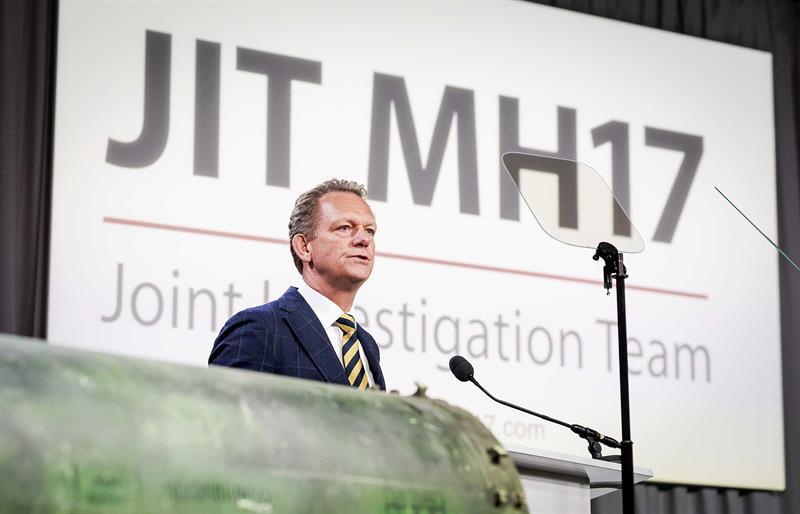 Rusia derribó el vuelo MH17 de Malaysia Airlines — Oficial