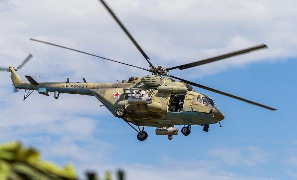 helicoptero militar ruso se estrella siria mueren sus dos pilotos
