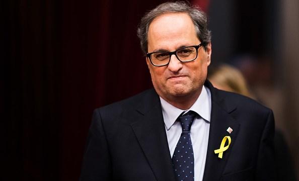 Investidura del candidato designado por Puigdemont se decidirá el lunes