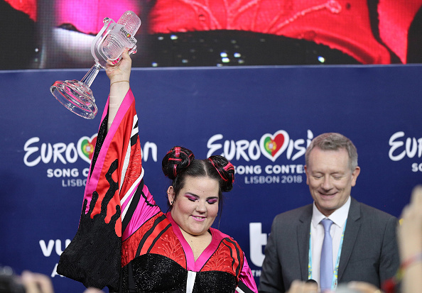 La israelí Netta se corona como ganadora de Eurovisión 2018