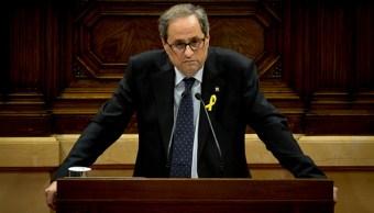 Cataluña tendrá el lunes nuevo presidente gracias a independentistas radicales