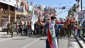 irak resultados elecciones protestas comicios legislativos