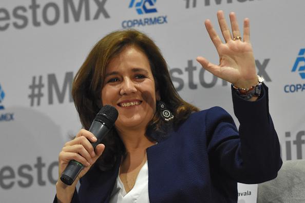 Margarita Zavala no declinará por ningún candidato presidencial