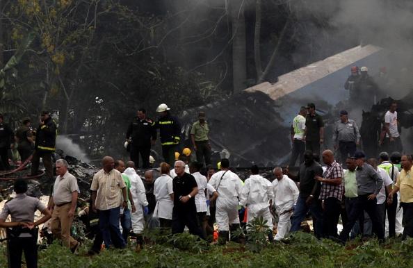 Una mexicana entre los pasajeros fallecidos en accidente aéreo en La Habana