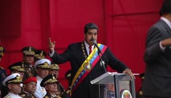 EU acusa a Maduro de cometer 'crímenes contra la humanidad'