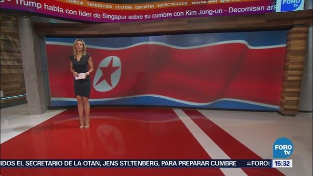 Punggye-ri el polígono nuclear de Kim Jong-Un