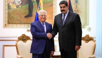 Abbas pide países América no trasladar embajadas Jerusalén