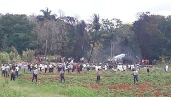 Enrique Peña Nieto expresa condolencias por accidente aéreo en Cuba