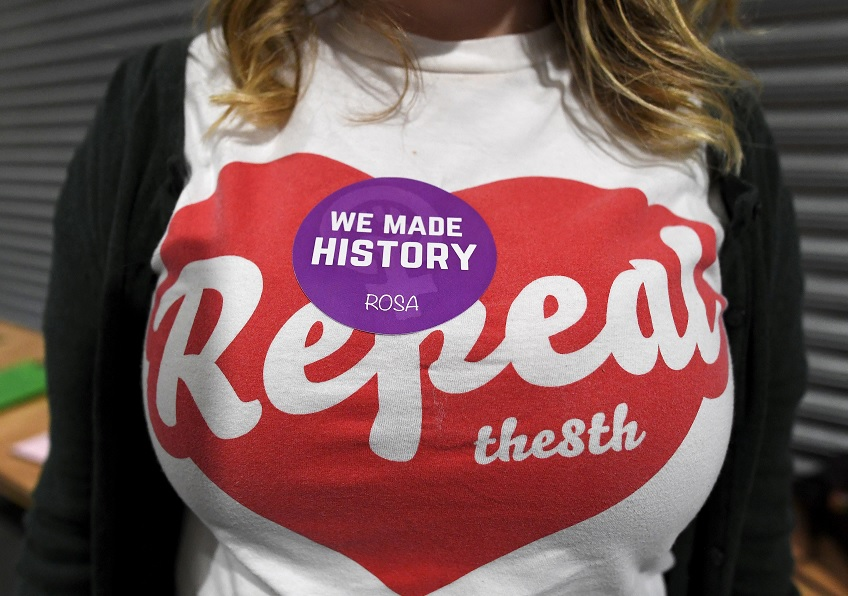 Obispo irlandés: católicos con 'sí' aborto deben confesarse