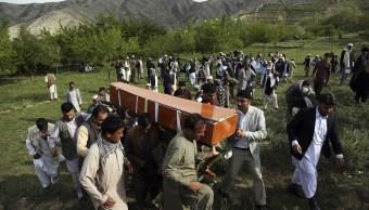 Asciende a 40 la cifra de muertos tras tres atentados en Afganistán