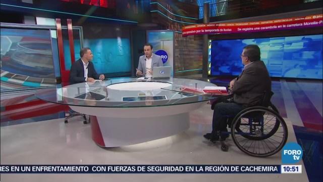 """Agenda Discapacidad: """"Ojos que sienten"""""""