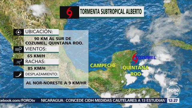 Alerta de Tulum a Cabo Catoche por
