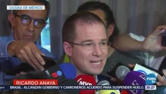 Ricardo Anaya Pide Reimpresión Boletas Electorales