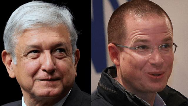 Ricardo Anaya crece y López Obrador mantiene ventaja, según encuesta de Parametría
