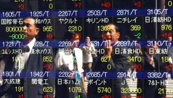 Bolsa de Tokio en racha alcista, Nikkei a máximo en meses