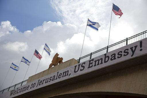 Israel celebra triunfo del traslado de embajada de EU a Jerusalén