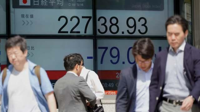 Bolsas asiáticas al alza tras acuerdos comerciales entre EU y China
