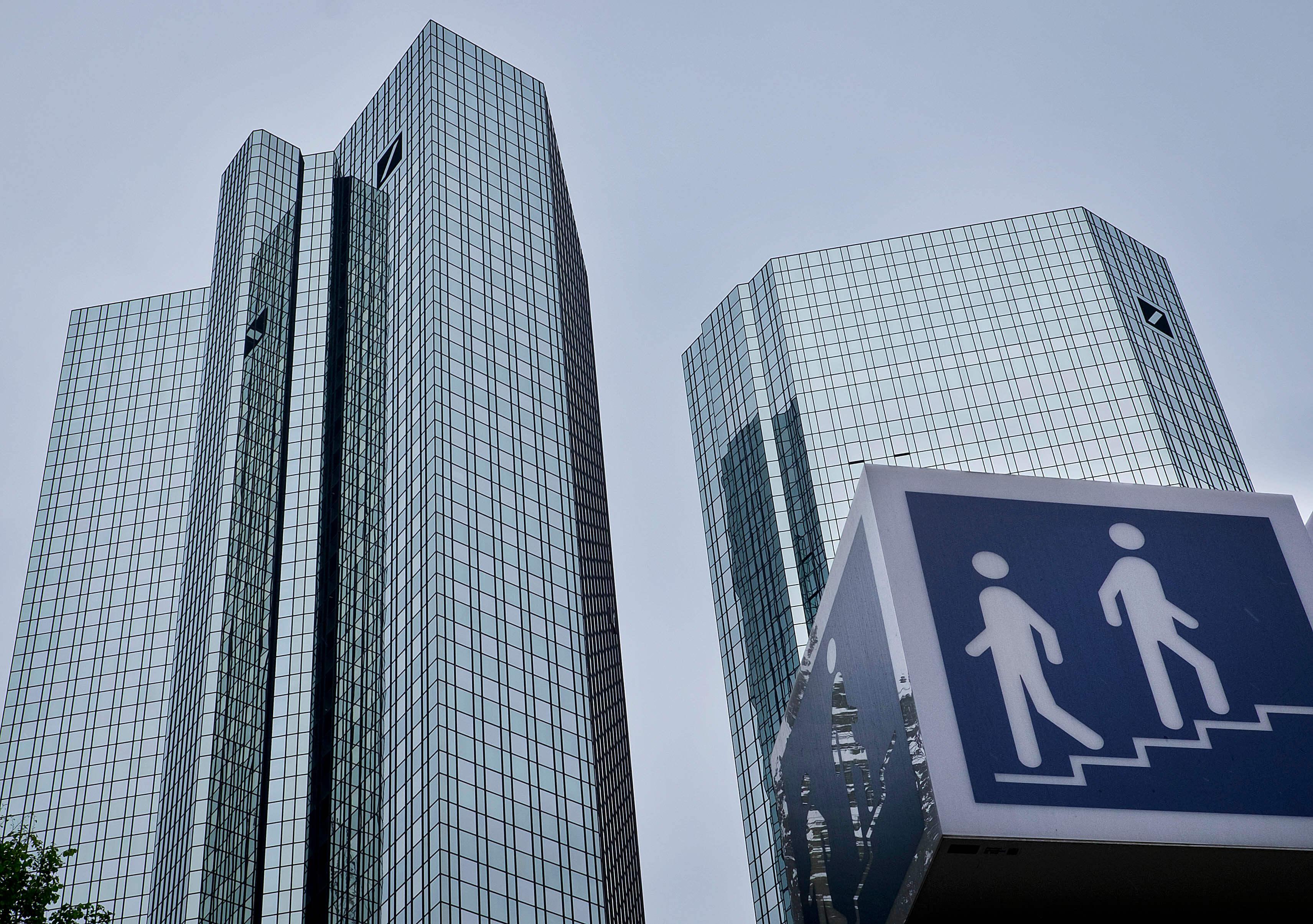 Deutsche Bank anuncia la supresión de más de 7.000 empleos