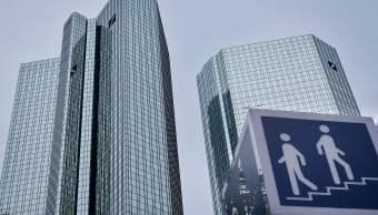 Deutsche Bank anuncia recorte de más de 7 mil empleados