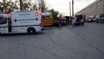 Hombres armados atacan camión con obreros en Reynosa, Tamaulipas