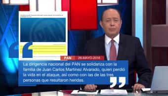 Atacan Casa Campaña Candidato Diputado PAN SLP