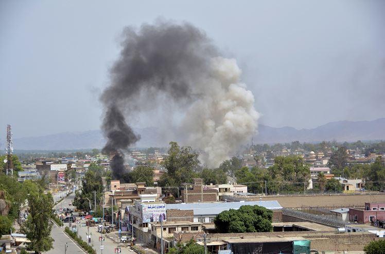Ataque a edificio del Gobierno en Afganistán deja 18 muertos