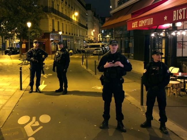 estado islamico asume autoria ataque cuchillo paris