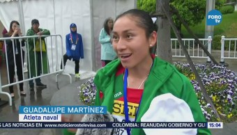 Atleta Naval Mexicana Gana Copa Mundial Marcha 2018