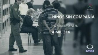 Aumentan Entradas Indocumentados México Eu, Abril