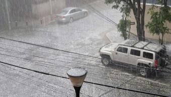 Canales de baja presión provocarán tormentas en occidente, centro y sur de México