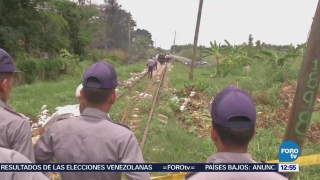 Avanza identificación de víctimas de accidente aéreo en Cuba