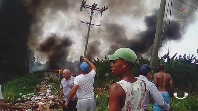 Avionazo Cuba Deja Cien Muertos