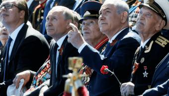 Putin busca con Netanyahu salida a situación en Medio Oriente