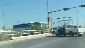 reportan bloqueos enfrentamientos reynosa tamaulipas detonaciones