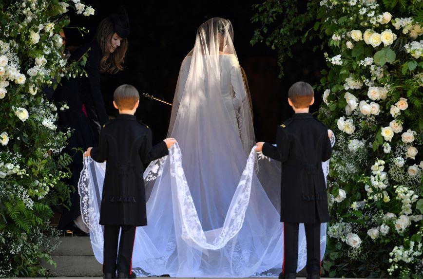 Se casan el príncipe Enrique y Meghan Markle